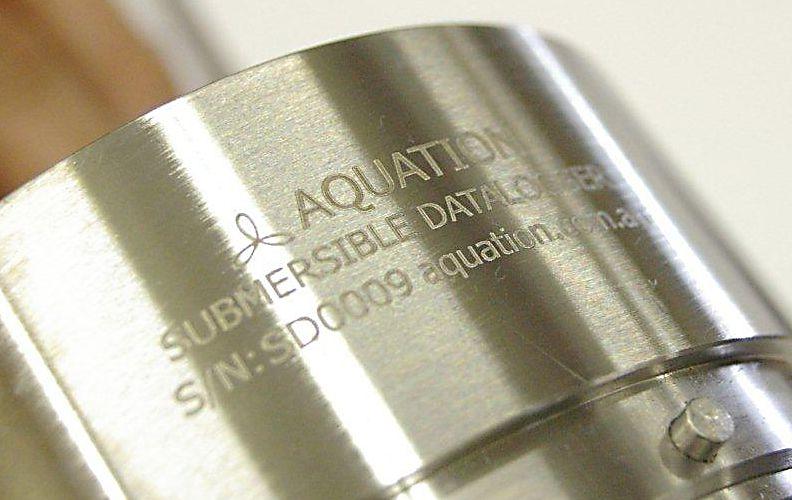 grabado laser de metales